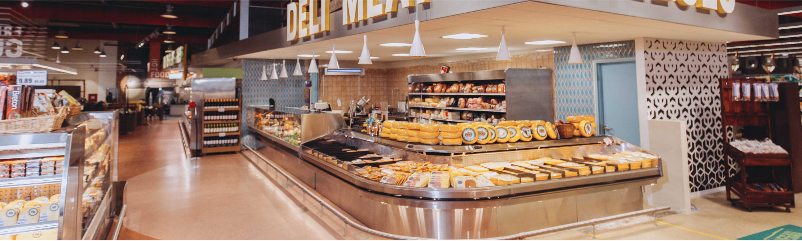 Deli Products slide