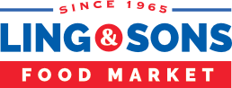Ling and Sons - Food Market logo